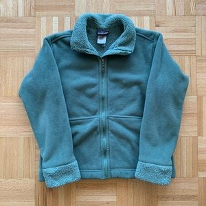🌲Patagonia Full-Zip Synchilla Fleece (Sz L)